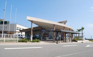 津市贄崎旅客機ターミナル施設